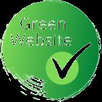 Green website tick