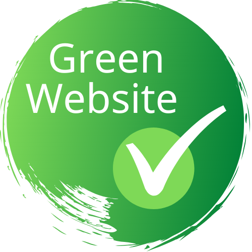 Green website tick