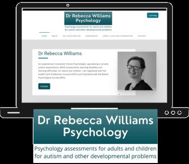 Autism Assessments Wales Website Wild Tree Digital